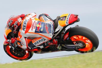 Márquez: «Austin requiere una fuerte aceleración»