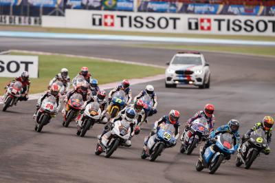 Moto3™ en Austin – Estadísticas previas