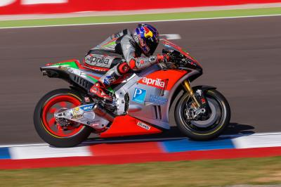 "Bradl: ""We'll see how my Aprilia performs"""