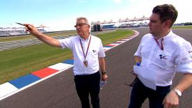 Find out what an average day is like for motogp.com commentator Nick Harris.