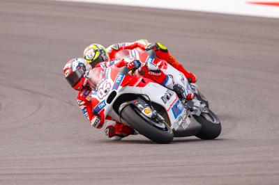 """Dovizioso: """"I know that we are competitive"""""""