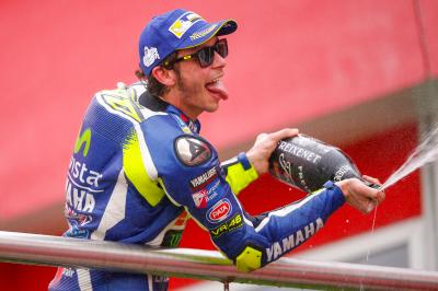 Rossi: «El pasado año subí al podio y volveré a intentarlo»