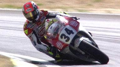 #RacingTogether : Schwantz titré en 1993