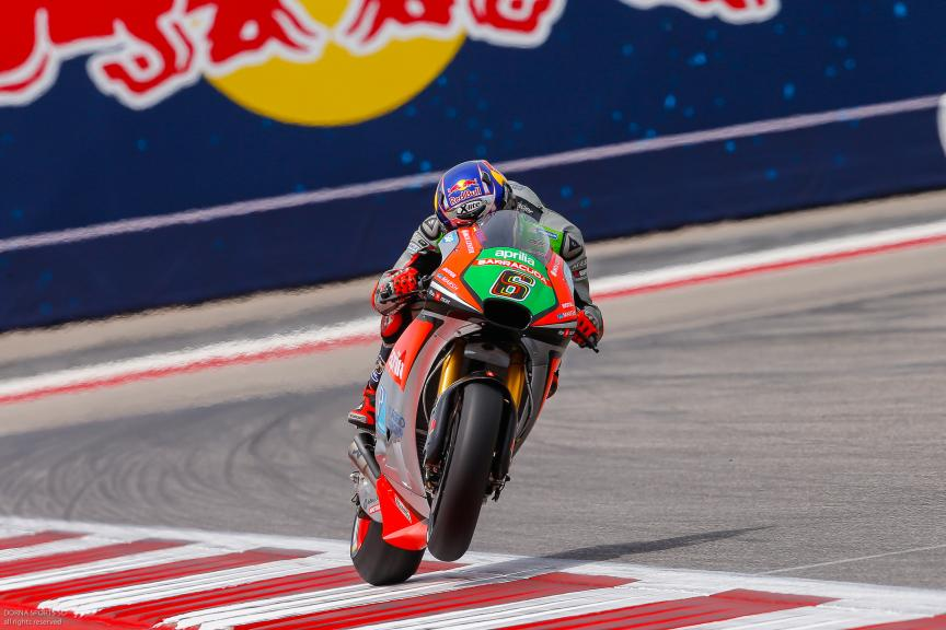 Stefan Bradl, Aprilia Racing Team Gresini, Red Bull Grand Prix of The Americas