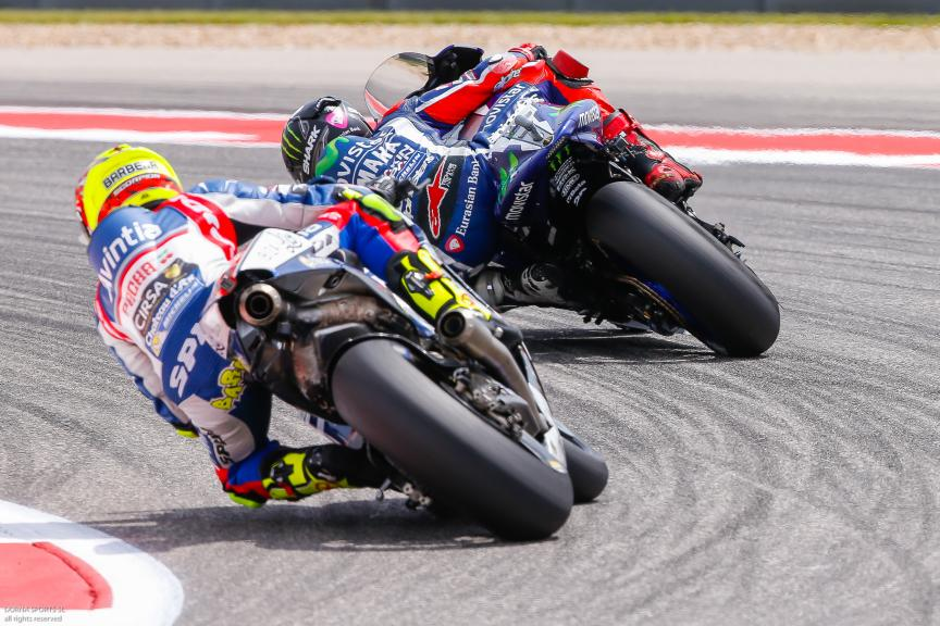 Hector Barbera, Avintia Racing, Jorge Lorenzo, Movistar Yamaha MotoGP, Red Bull Grand Prix of The Americas