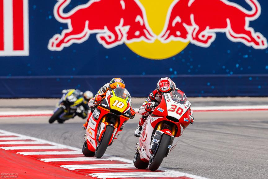 Moto 2, Red Bull Grand Prix of The Americas
