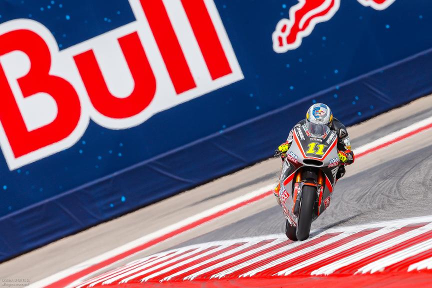 Sandro Cortese, Dynavolt Intact GP, Moto 2, Red Bull Grand Prix of The Americas