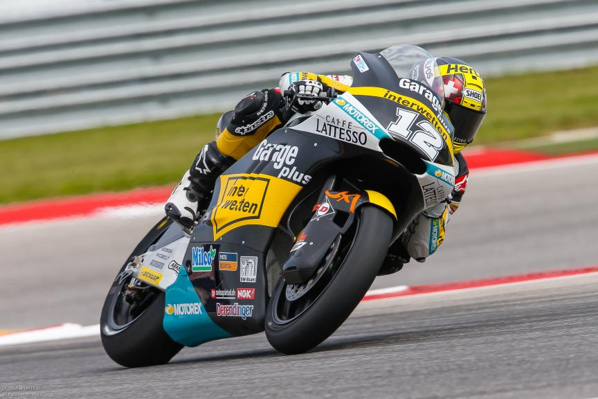 Thomas Luthi, Garage Plus Interwetten, Moto 2, Red Bull Grand Prix of The Americas