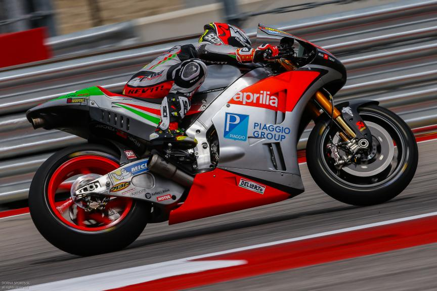 Alvaro Bautista, Aprilia Racing Team Gresini, Red Bull Grand Prix of The Americas