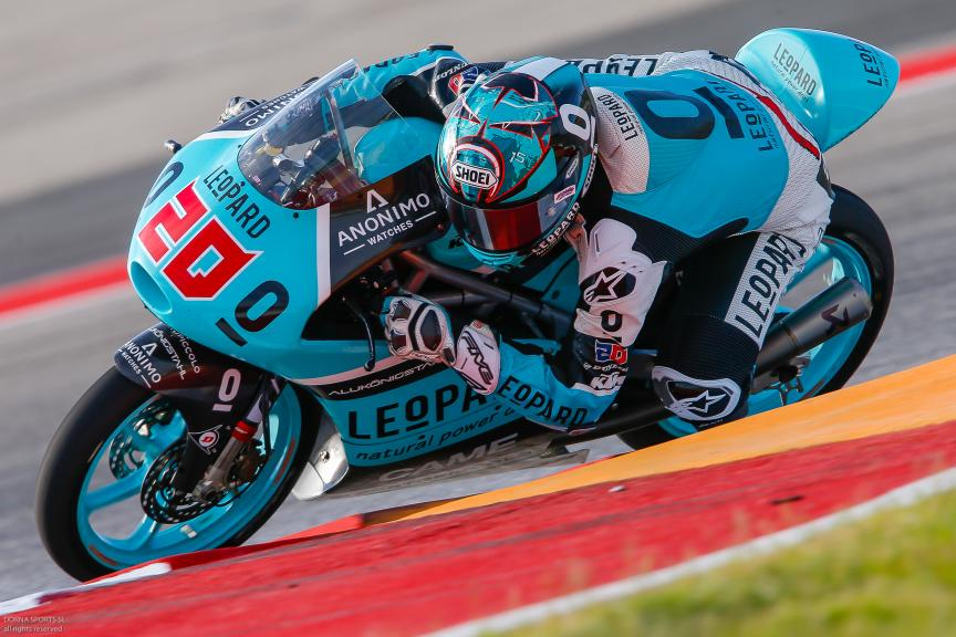 Fabio Quartararo, Leopard Racing, Moto3, Red Bull Grand Prix of The Americas