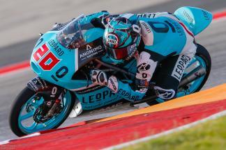 Quartararo : 'Nous avons travaillé sur le rythme de course'