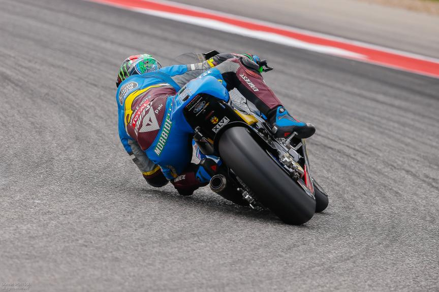 Franco Morbidelli, Estrella Galicia 0,0 Marc VDS, Moto 2, Red Bull Grand Prix of The Americas