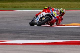 "Iannone: ""We always used the same tyres throughout"""
