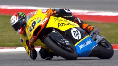 Rins, el más rápido de Moto2™ con una vuelta de récord