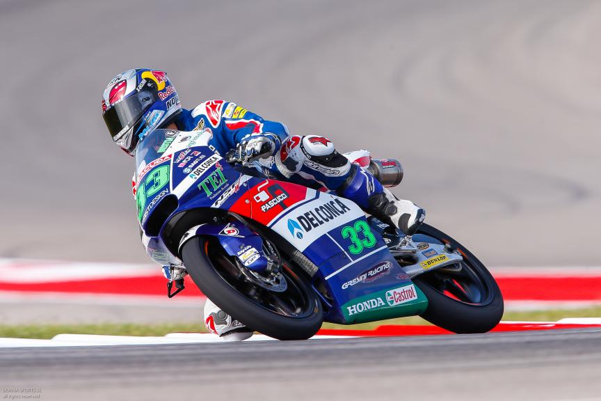 Enea Bastianini, Gresini Racing Moto3, Moto 3, Red Bull Grand Prix of The Americas