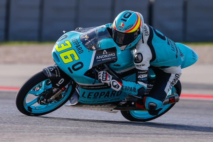 Joan Mir, Leopard Racing, Moto 3, Red Bull Grand Prix of The Americas