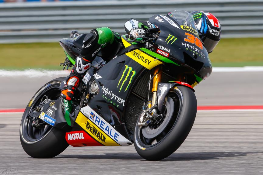 Bradley Smith, Monster Yamaha Tech 3, Red Bull Grand Prix of The Americas