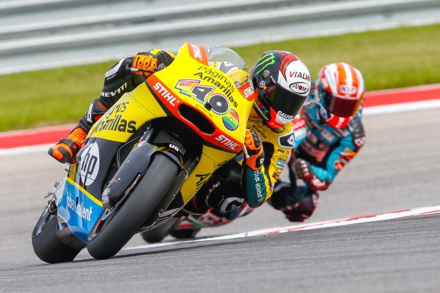 Alex Rins, Paginas Amarillas HP 40, Moto2, Gran Premio Motul de la República Argentina