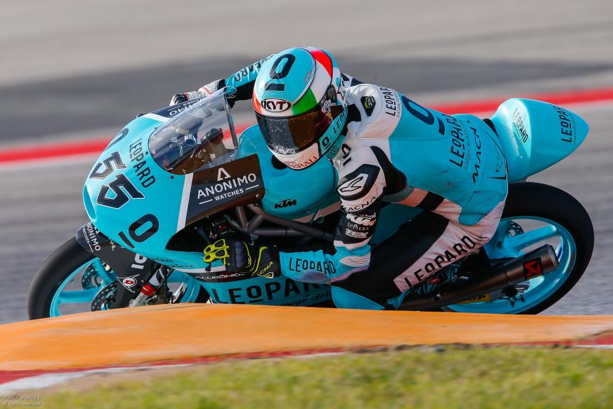 Andrea Locatelli, Leopard Racing, Moto 3, Red Bull Grand Prix of The Americas