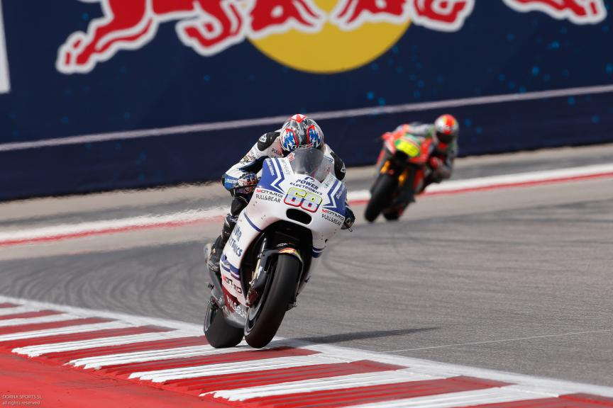 Yonny Hernandez  Aspar Team MotoGP, Red Bull Grand Prix of The Americas