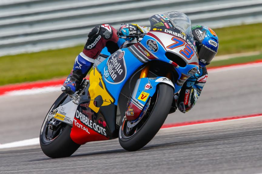 Alex Marquez, Estrella Galicia 0,0 Marc VDS, Moto 2, Red Bull Grand Prix of The Americas