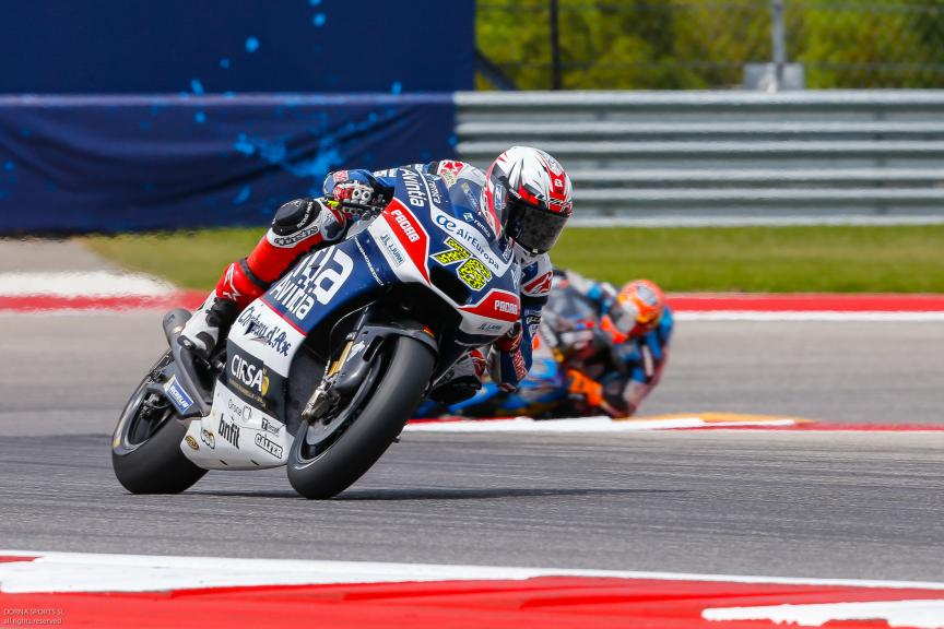 Loris Baz, Avintia Racing, Red Bull Grand Prix of The Americas