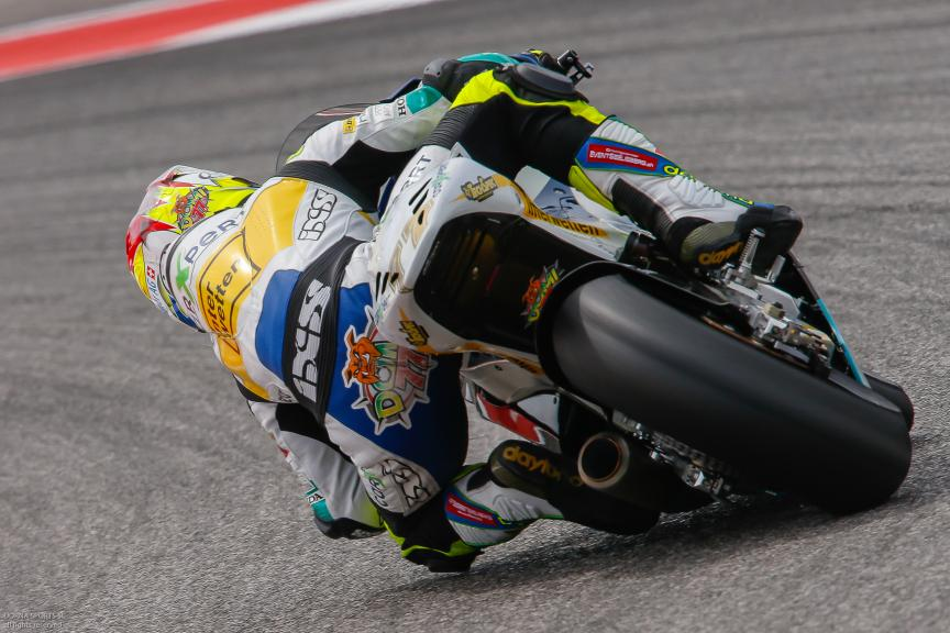 Dominique Aegerter, CarXpert Interwetten, Moto 2, Red Bull Grand Prix of The Americas