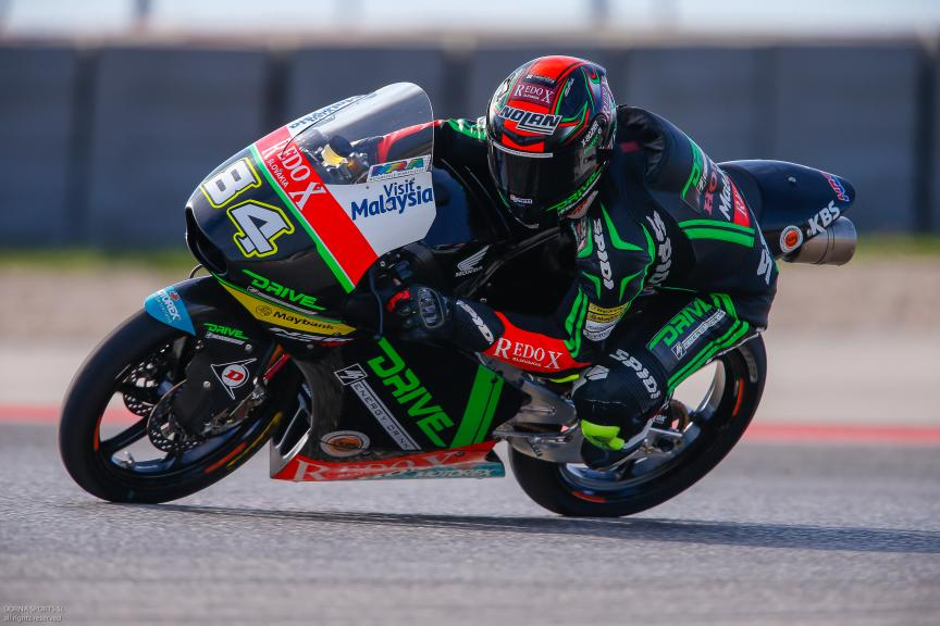 Jakub Kornfeil  Drive M7 SIC Racing Team, Moto 3, Red Bull Grand Prix of The Americas