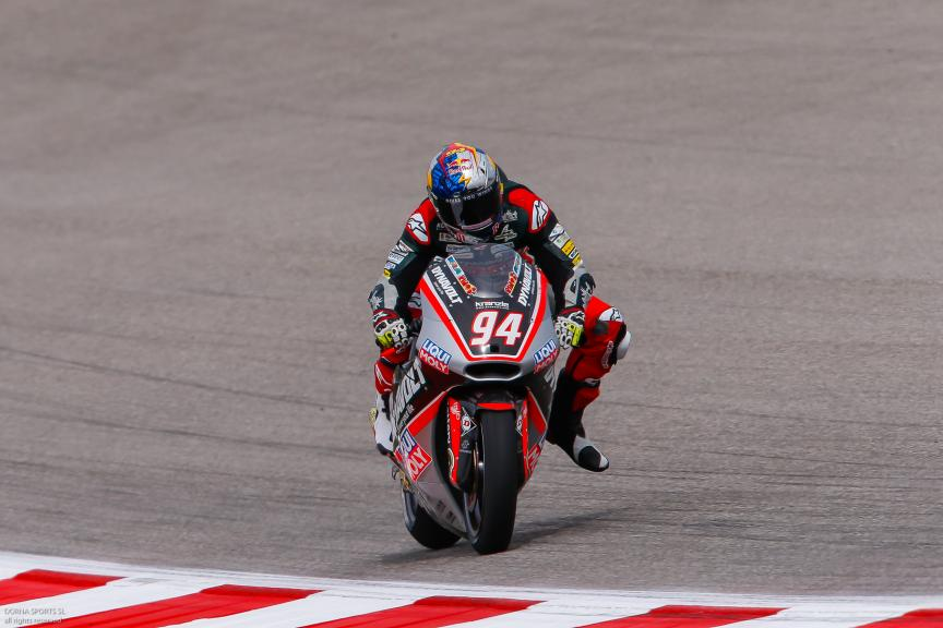 Jonas Folger, Dynavolt Intact GP, Moto 2, Red Bull Grand Prix of The Americas