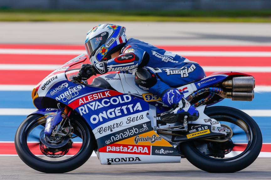 Jules Danilo, Ongetta-Rivacold, Moto 3, Red Bull Grand Prix of The Americas