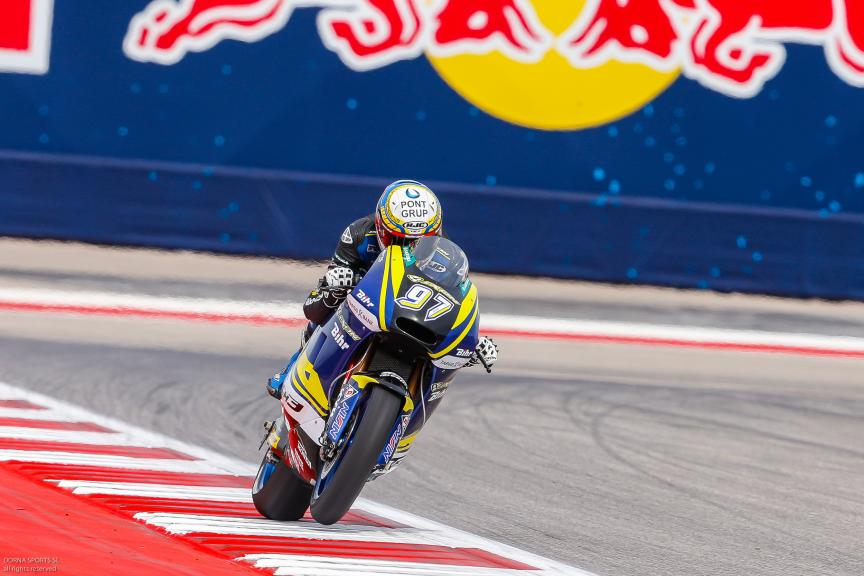 Xavi Vierge, Tech 3 Racing, Moto 2, Red Bull Grand Prix of The Americas