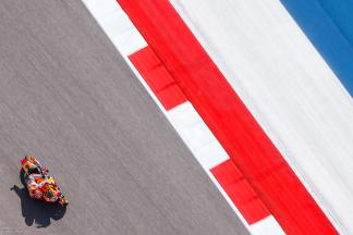 Domination continues for Marquez on Friday in Austin