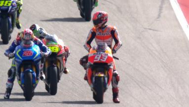 #AmericasGP MotoGP™ 1. Freies Training