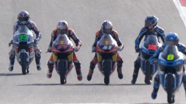 #AmericasGP : Moto3™ FP1