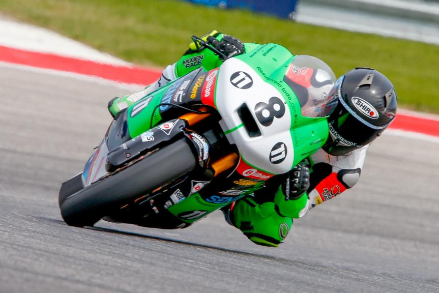 Efren Vazquez, JPMoto Malaysia, Red Bull Grand Prix of The Americas