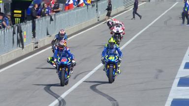 #AmericasGP: FP3 MotoGP™