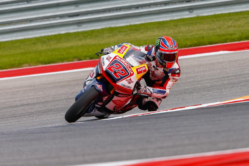 Sam Lowes, Federal Oil Gresini Moto2, Red Bull Grand Prix of The Americas