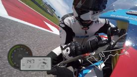 Experience a lap of the Circuit Of The Americas with motogp.com's Dylan Gray.
