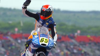 Highlights: Oettl claims maiden Moto3™ pole