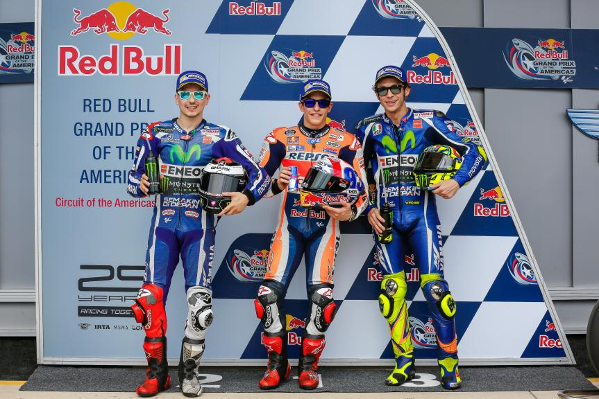 Front Row MotoGP, Red Bull Grand Prix of The Americas