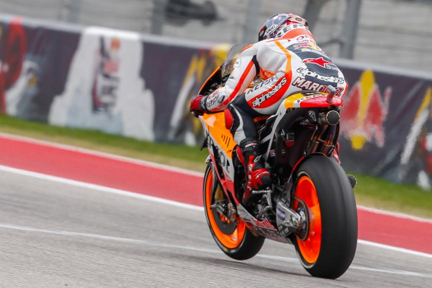 Marc Marquez, Repsol Honda Team, Press conference, Red Bull Grand Prix of The Americas