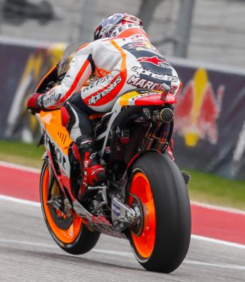 Highlights: Marquez makes it four in a row in Austin