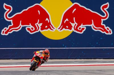 Four years produce four straight poles for Marquez in Texas