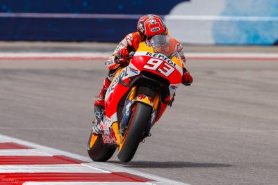 Marquez in control on cusp of Qualifying battle