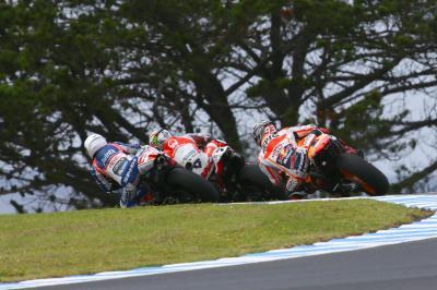 Le MotoGP™ se rendra à Phillip Island jusqu'en 2026