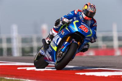 "Viñales: ""I feel very confident in sector 1 and 2"""