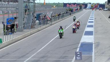 #AmericasGP : Moto2™ FP3