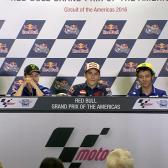 Pressekonferenz zum Qualifying des #AmericasGP