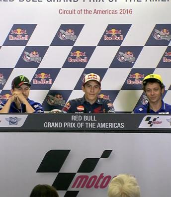Post-Qualifying Press conference: #AmericasGP