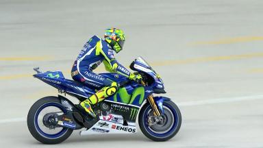 #AmericasGP MotoGP™ 4. Freies Training
